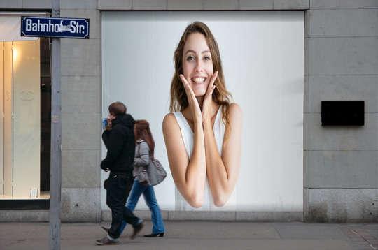 Montagem de Foto - Estação Str