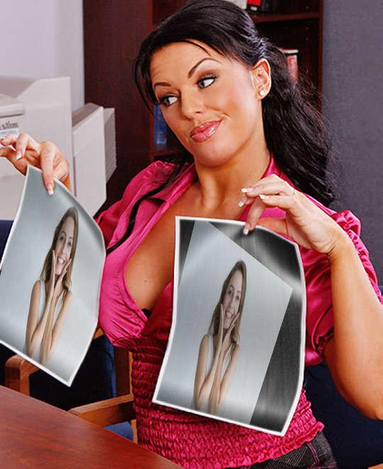 Montagem de Foto - Suas fotos