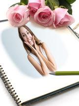 Montagem Livro de Amor